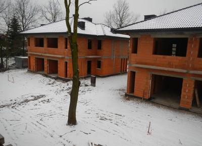 Styczeń 2015 - osiedle domów na ul. Poznańskiej, Legionowo